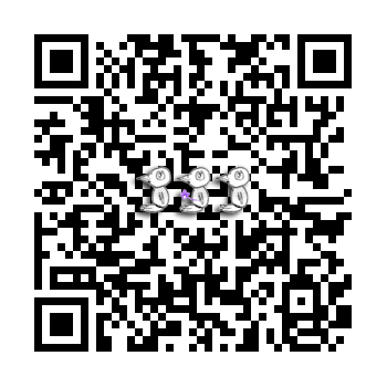 Murasaki Penguin Contact QR Code