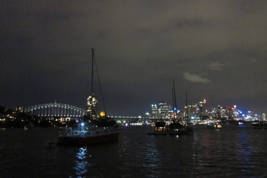 Sydney Harbourt New Years Eve