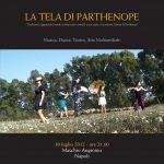La tela di Parthenope Flyer